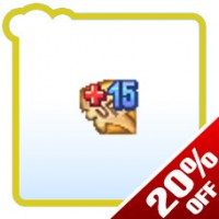 20% OFF Sale 15 Days Scroll of Party EXP